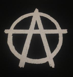 ANARCHY SYMBOL - Patch