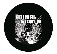 Animal Liberation - Button