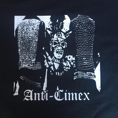 ANTI CIMEX - Jackets - Back Patch