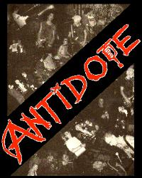 ANTIDOTE - Back Patch