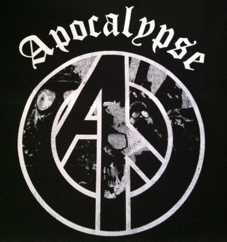 APOCALYPSE - Symbol - Back Patch