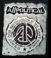 A//POLITICAL - Revolution - Patch