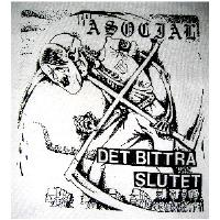 ASOCIAL - Back Patch