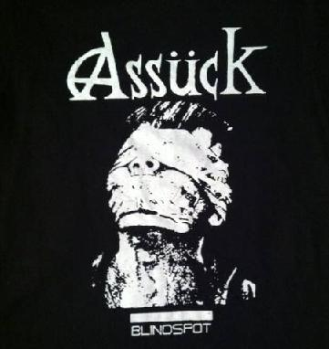 ASSUCK - Blindspot Face - Back Patch