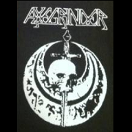 AXEGRINDER - Sword - Patch