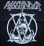 AXEGRINDER - Star - Back Patch