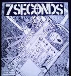 7 SECONDS - Back Patch