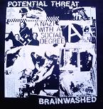 POTENTIAL THREAT - Back Patch