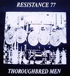 RESISTANCE 77 - Back Patch