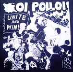 OI POLLOI - Unite And Win - Back Patch