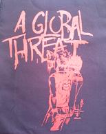 GLOBAL THREAT - Back Patch