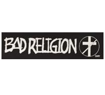 Bad Religion - Name - Sticker