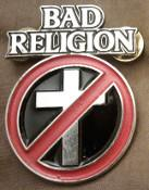 Bad Religion - Metal Badge