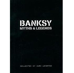 Banksy - Myths & Legends - Book