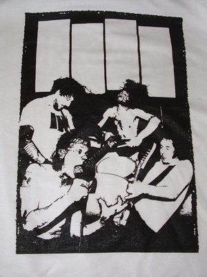 Black Flag - Live - Shirt
