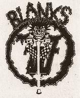 BLANKS 77 - Logo - Patch