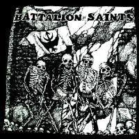 BATTALION OF SAINTS - Skeletons - Back Patch