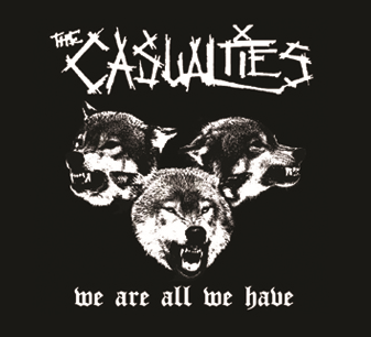 Casualties - All We Have - Button
