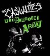 CASUALTIES - Underground Army - Back Patch