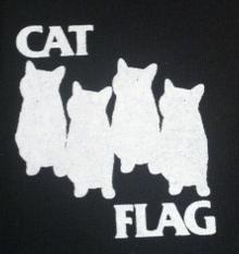 CAT FLAG - Patch