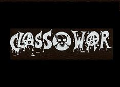 CLASS WAR - Name - Patch