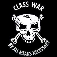 CLASS WAR - Back Patch