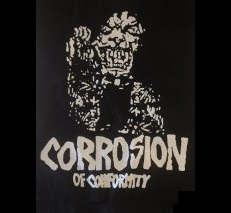 CORROSION OF CONFORMITY - Back Patch