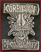 Corrosion of Conformity - Metal Badge