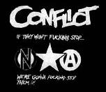 Conflict - If They Won't Stop - Shirt