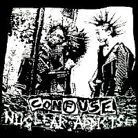 CONFUSE - Band - Back Patch