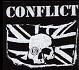 Conflict - Flag - Button