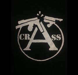 Crass - Broken Gun - Hooded Sweatshirt