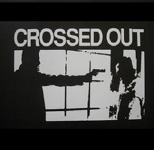 Crossed Out - Gun