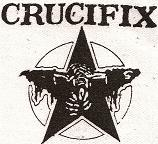 CRUCFIX - Star - Patch