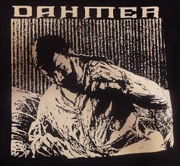 DAHMER - Back Patch