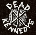 DEAD KENNEDYS - Wall - Patch