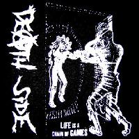 DEATH SIDE - Back Patch