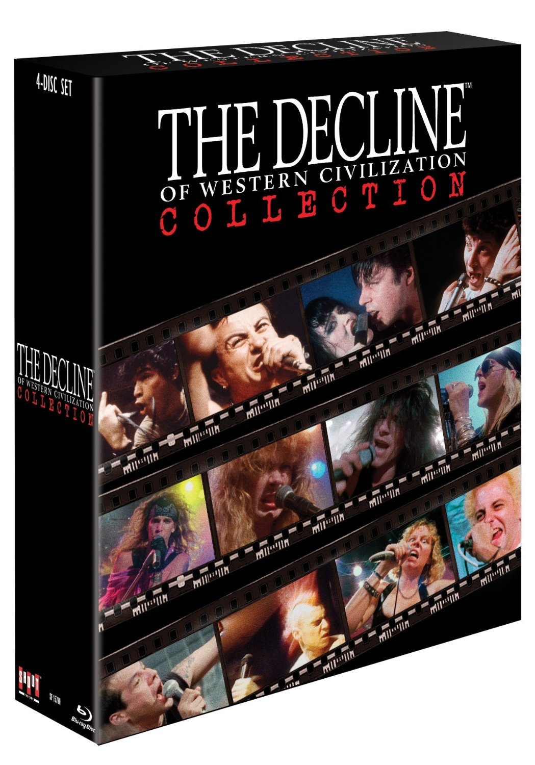 Decline of Western Civilization 3 box set - DVD