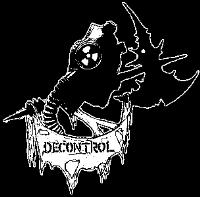 DECONTROL - Gas Mask - Patch