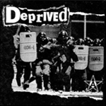 DEPRIVED - Riot - Back Patch