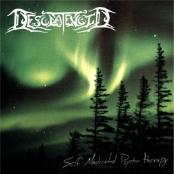 Desolatevoid - Self Medicated Pyscho Therapy (cd)