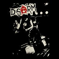 DISARM - Back Patch