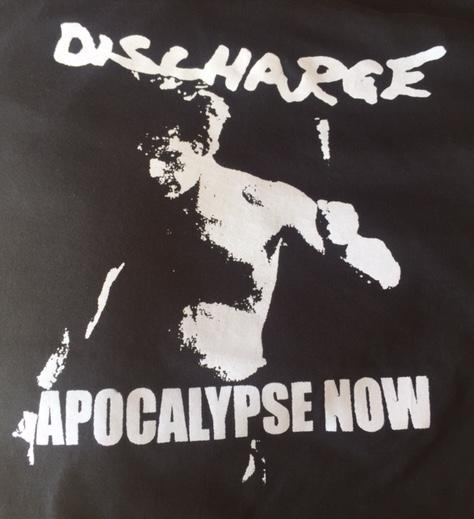 Discharge - Apocalypse Now - Shirt