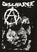 DISCHARGE - A + FACE - Back Patch
