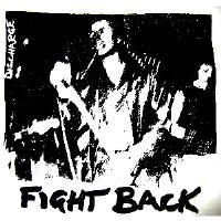 DISCHARGE - Fight Back - Back Patch