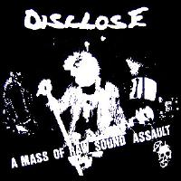 DISCLOSE - Raw Sound - Back Patch