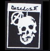 DISCLOSE - Skull (A) - Patch