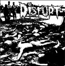 DISRUPT - Bodies - Back Patch