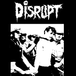 DISRUPT - Cops - Back Patch