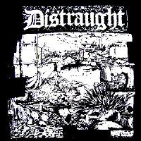 DISTRAUGHT - Back Patch